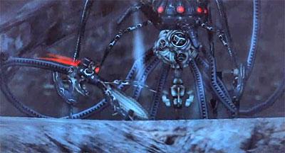 ゼノブレイド 機神兵に襲われるジュジュ