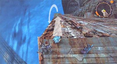 ゼノブレイド 機神界フィールド マシーナの隠れ家の行き方